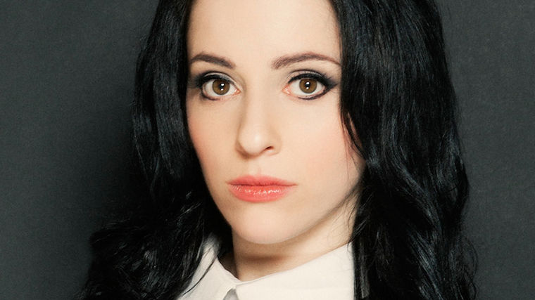 Molly Crabapple | Painter, Writer, and Author of Drawing Blood
