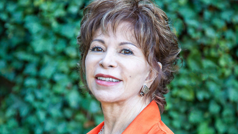 Isabel Allende | Author of The House of the Spirits and The Sum of Our Days