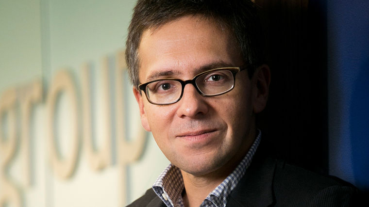 Ian Bremmer | Creator of the Wall Street Global Political Risk Index
