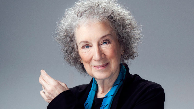 Margaret Atwood | Booker Prize-Winning Author of over forty books