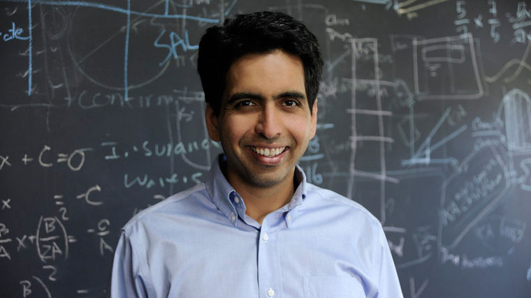 Salman Khan | Founder of The Khan Academy and Author of The One World School House