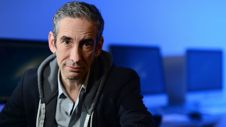 Douglas Rushkoff | Author of Throwing Rocks at the Google Bus, Present Shock and Program or Be Programmed