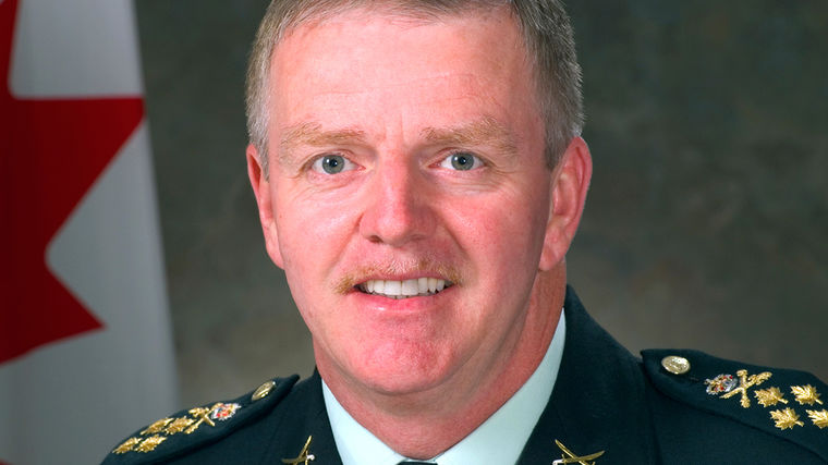 Rick Hillier | Former Chief of Canada's Defence Staff—the Canadian Forces' Highest Rank