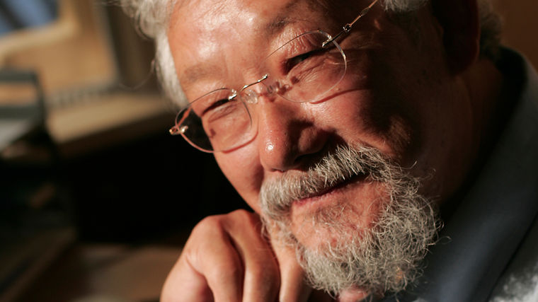 David Suzuki | Environmentalist and Host of The Nature of Things