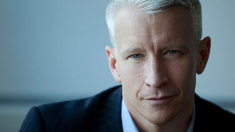 Anderson Cooper | Host of CNN's Anderson Cooper 360 and #1 NYT Bestselling Author
