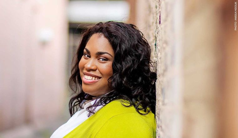 Angie Thomas | Author of the Black Lives Matter-Inspired YA Novel The Hate U Give, an Instant #1 New York Times Bestseller
