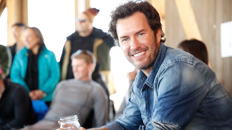 Blake Mycoskie | Founder of TOMS | One of USA Today's Five Best Communicators in the World